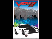 VOI 11 Large Commemorative Poster
