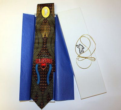 VOI 6 Commemorative Silk Necktie