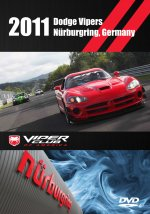 Dodge Viper 2011 Nurburgring Record DVD Video
