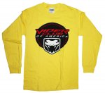 Viper Club of America Long Sleeve Shirt in Yellow