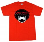 Viper Club of America Short Sleeve T-Shirt in Orange